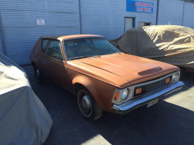 1973 AMC Gremlin Original paint and interior 67K miles for ...