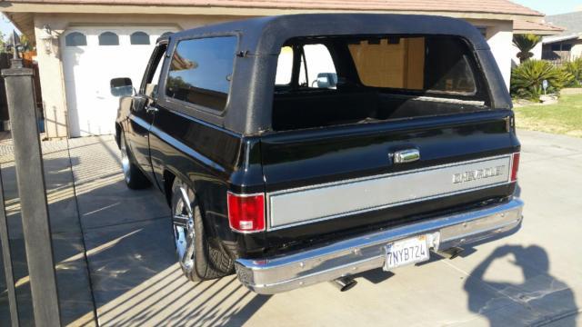 1973 Blazer for sale - Chevrolet Blazer Convertible 1973 for sale in