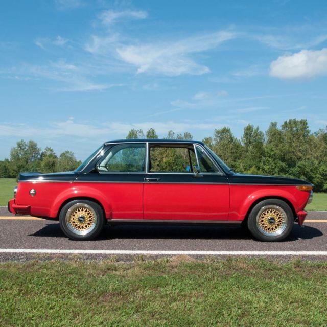 76 Bmw 2002 Modified: 1973 BMW 2002,Wide Fender Flares, AC, BBC Wheels, Custom