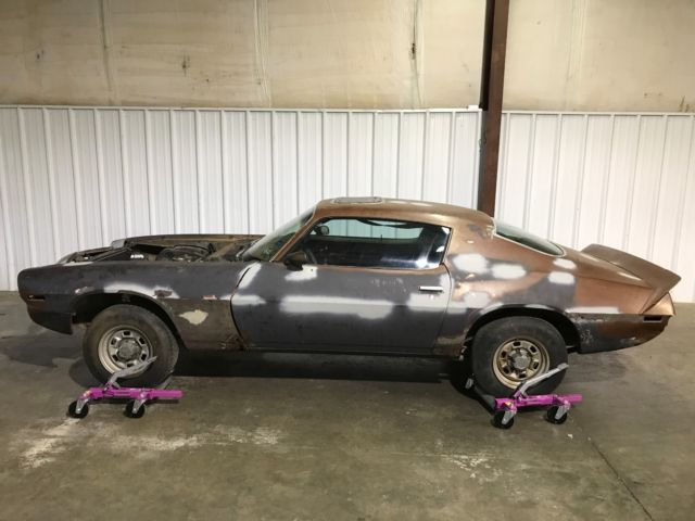 1973 camaro z28 project no reserve for sale chevrolet camaro 1973 for sale in bowling green. Black Bedroom Furniture Sets. Home Design Ideas