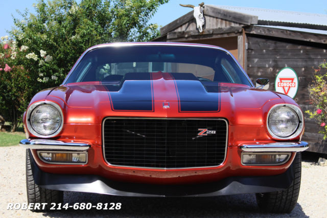 1973 Chevrolet Camaro Z28 New 383 V8 460hp 1972 1971 1970