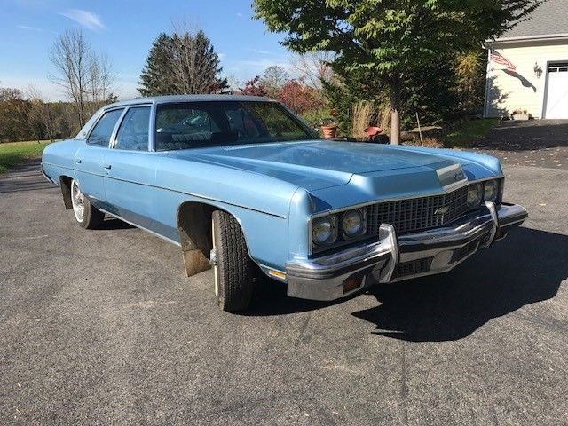 1973 chevrolet impala custom 4 door one owner car 107 000 miles clear title for sale chevrolet. Black Bedroom Furniture Sets. Home Design Ideas