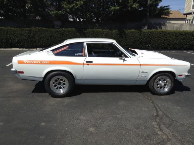 1973 Chevrolet Vega / Pro Street / Street & Strip / Drag ...