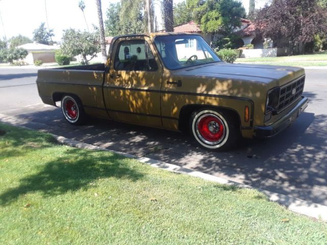 Cars For Sale Fresno Ca >> 1973 Chevy C10 Rat Rod for sale - Chevrolet C-10 Cheyenne ...