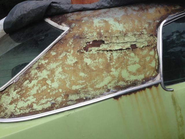 1973 Chrysler Newport Two Door Hard Top For Sale