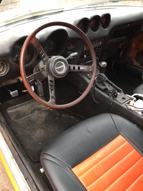 1973 datsun 240z no reserve for sale datsun z series 1973 for sale in colorado springs. Black Bedroom Furniture Sets. Home Design Ideas