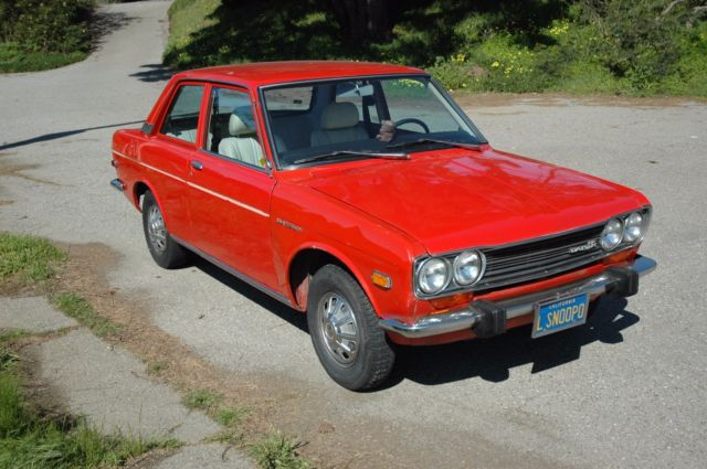 1973 datsun 510 coupe original ca car for sale datsun other 1973 for sale in daly city. Black Bedroom Furniture Sets. Home Design Ideas