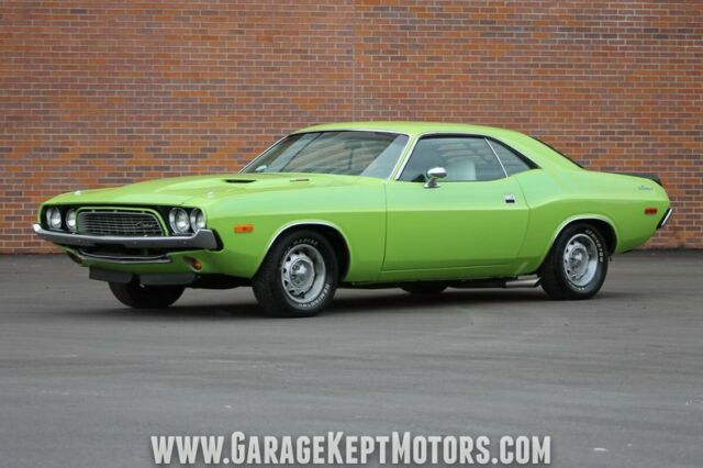 1973 Dodge Challenger Sublime Green Coupe 340 V8 51171 Miles For Sale Dodge Challenger 1973 For Sale In Local Pick Up Only