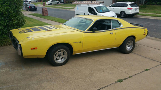 1973 dodge charger super bee clone supercharged for sale dodge charger super bee 1973 for sale. Black Bedroom Furniture Sets. Home Design Ideas