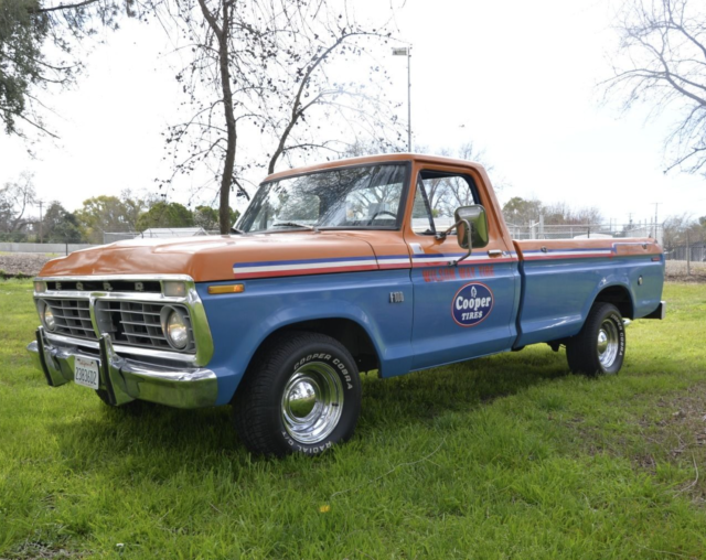 1973 ford f 100 custom for sale ford f 100 1973 for sale in seattle washington united states. Black Bedroom Furniture Sets. Home Design Ideas