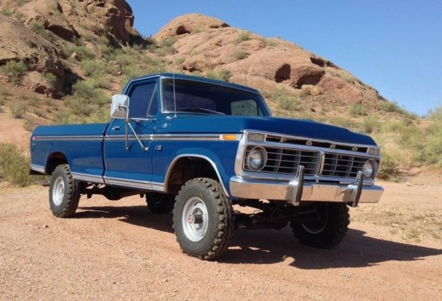 1973 ford f100 ranger xlt 4x4 zero rust for sale ford f 100 xlt 1973 for sale in san tan. Black Bedroom Furniture Sets. Home Design Ideas
