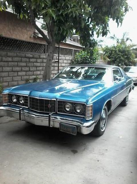 1973 Ford Ltd Brougham Excellent Condition Low Miles 429
