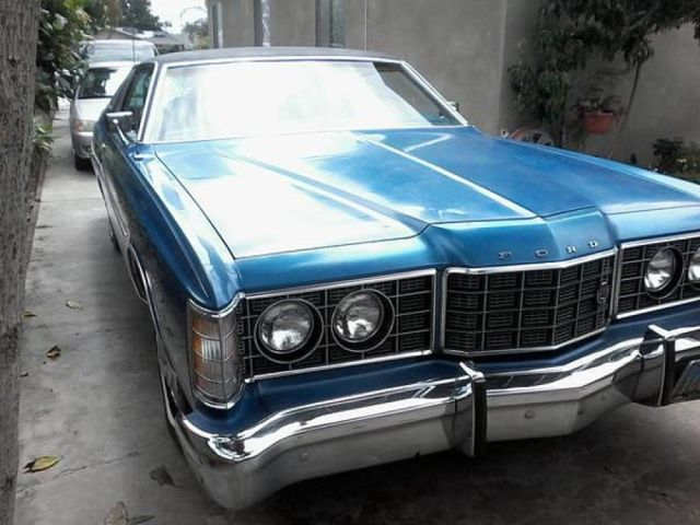 1973 Ford LTD Brougham Excellent condition low miles 429 ...