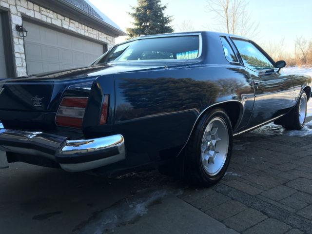 1973 grand prix 455 survivor car org pnt 1 owner 48 000 for Motor mile auto sales