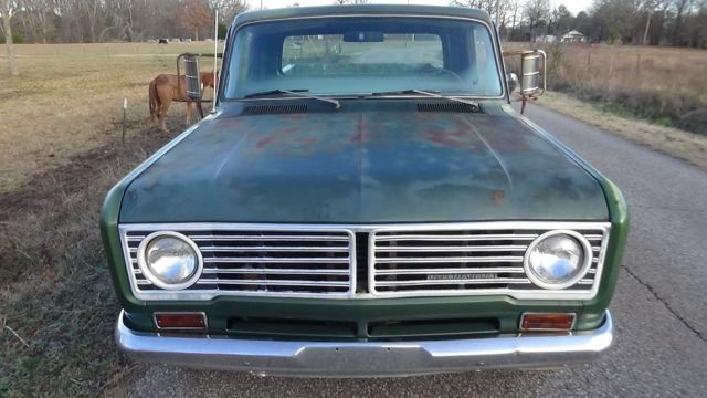 1973 International Truck 1010 345 V8 / Automatic / Numbers