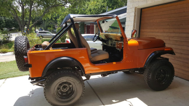 1973 jeep cj7 full body restoration for sale jeep cj 1973 for sale in austin texas united. Black Bedroom Furniture Sets. Home Design Ideas