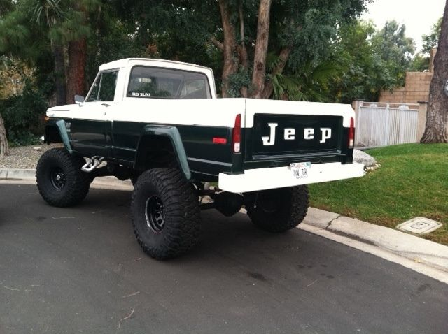 1973 Jeep J20 truck for sale - Jeep Other 1973 for sale in ...