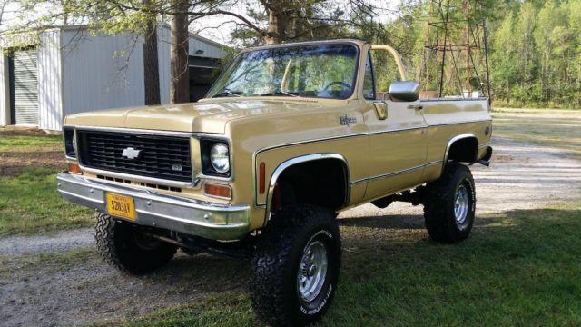 Cars For Sale In Nc >> 1973 K5 Blazer Cheyenne for sale - Chevrolet Blazer 1973 for sale in Chesapeake, Virginia ...