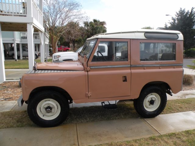 1973 land rover series iii 3 lhd no reserve for sale land rover other 1973 for sale in. Black Bedroom Furniture Sets. Home Design Ideas