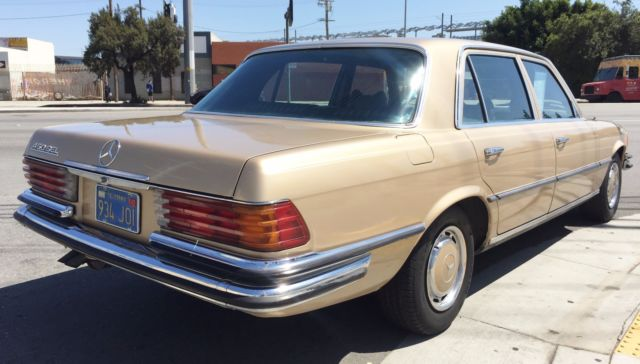 1973 mercedes 450sel for sale mercedes benz 400 series for Mercedes benz for sale los angeles