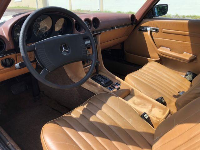 1973 Mercedes 450sl Sl Class Only 63k Miles No Reserve