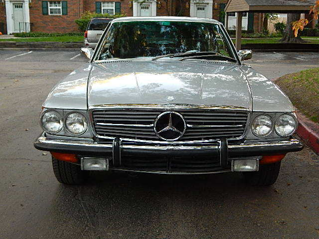 1973 mercedes benz 450 slc well kept maintained clean southern car for sale mercedes benz. Black Bedroom Furniture Sets. Home Design Ideas