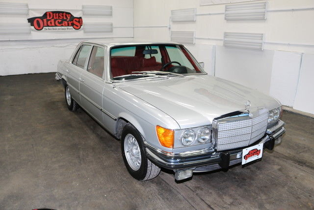 1973 mercedes benz 450se for sale mercedes benz 450se for Mercedes benz auto body