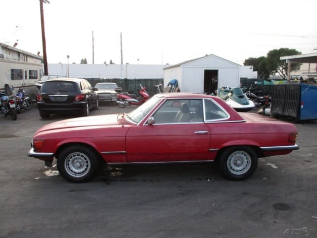 1973 mercedes benz 540sl 2 door coupe 8 cylinder automatic for Mercedes benz 2 door coupe for sale