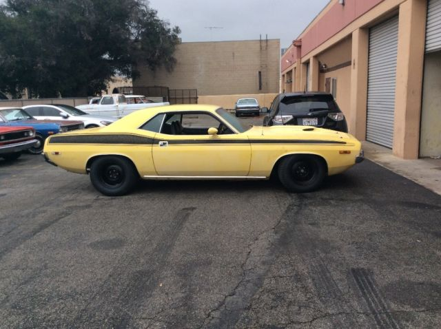 1973 plymouth cuda 340 4 speed for sale plymouth barracuda cuda 1973 for sale in newhall. Black Bedroom Furniture Sets. Home Design Ideas