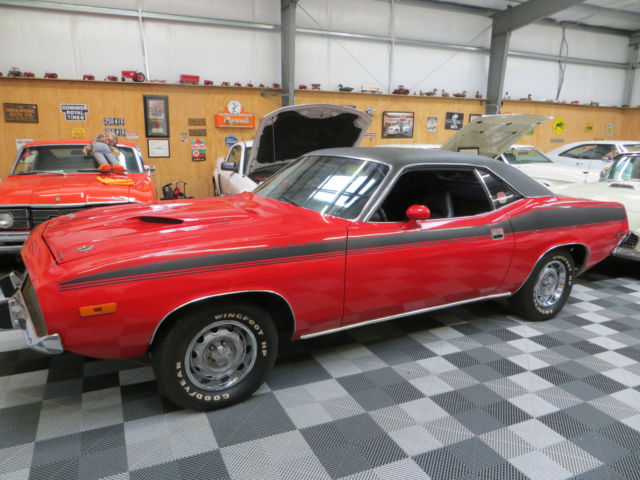 1973 Plymouth Cuda For Sale: 1973 Plymouth Cuda 340 Automatic Barracuda For Sale