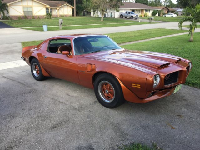 1973 Pontiac Firebird Formula 455 For Sale Pontiac
