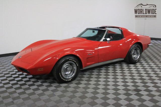 1973 red 350 v8 turbo 350 transmission for sale. Black Bedroom Furniture Sets. Home Design Ideas