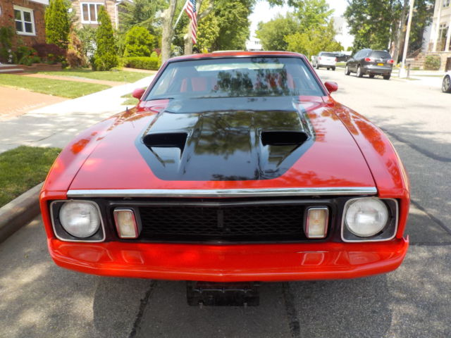 1973 red mustang mach1 price to sell  1965 1966 1967 1968