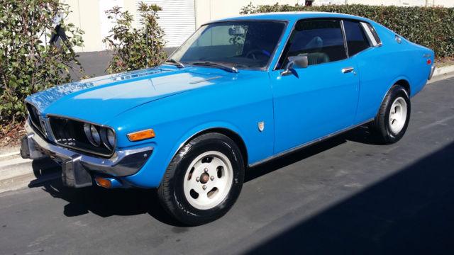 1973 Toyota Corona Mark Ii 2 6l For Sale Toyota Corona 2