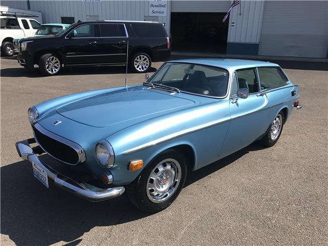 1973 volvo p1800 es 121 411 miles blue hatchback 2300. Black Bedroom Furniture Sets. Home Design Ideas