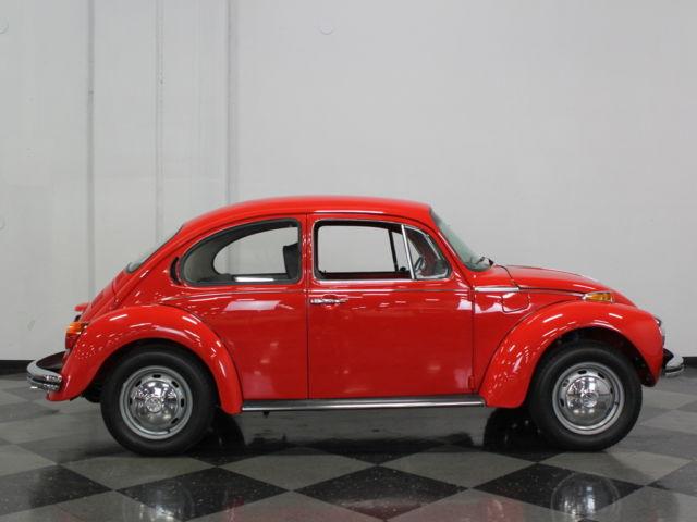 1973 vw super beetle bug frame off restoration for sale volkswagen beetle classic super. Black Bedroom Furniture Sets. Home Design Ideas