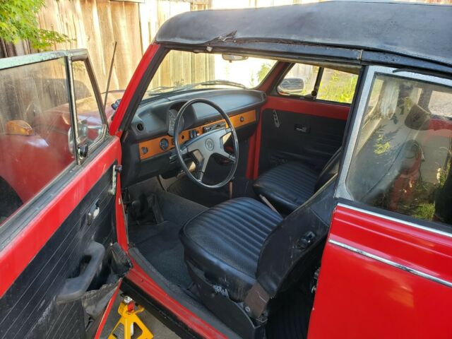 1973 vw super beetle convertible for sale volkswagen beetle classic 1973 for sale in. Black Bedroom Furniture Sets. Home Design Ideas