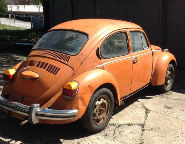 1973 VW Super Beetle w/sunroof for sale - Volkswagen ...