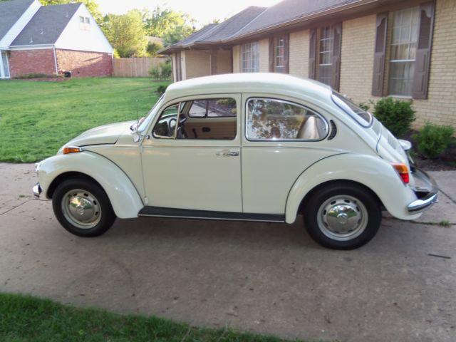 vw super bettle pearl white  sale volkswagen beetle classic coupe sedan