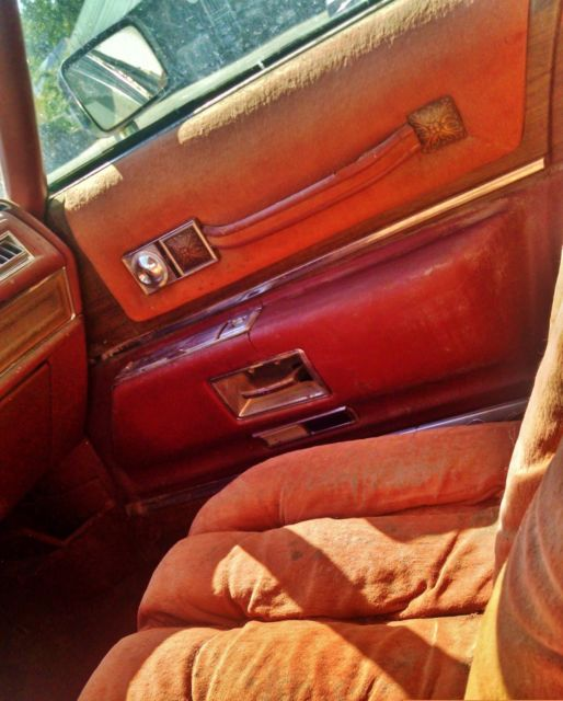 1974 Cadillac Fleetwood Talisman...YES TALISMAN! No