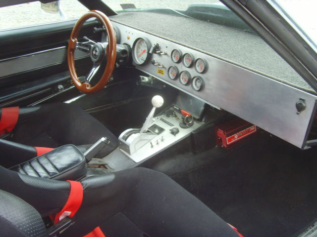 1974 chevrolet CORVETTE stingray 400 sbc custom street strip