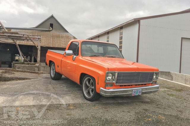 1974 Chevy C10 Shortbed Swb Custom 2wd For Sale Chevrolet C 10 1974 For Sale In Albany Oregon United States