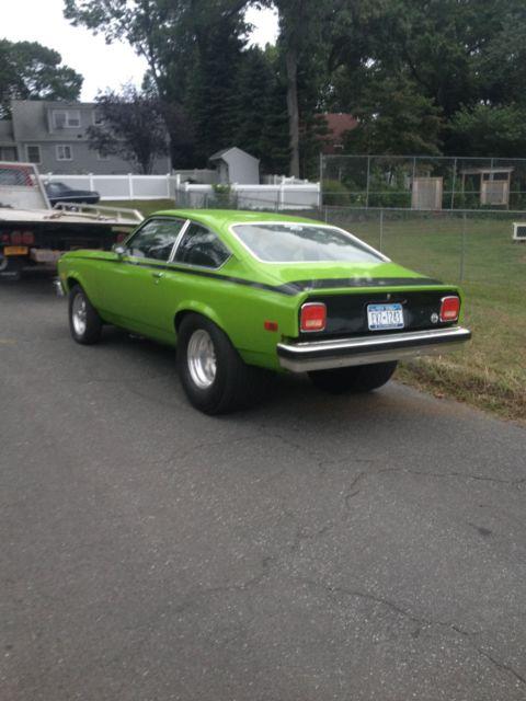 Chevy Vega Hatchback Pro Street