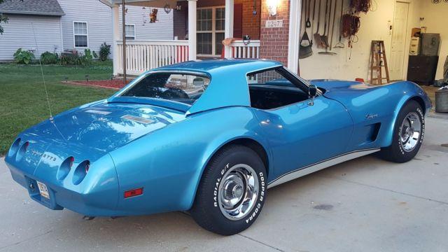 1974 corvette convertible l 82 for sale chevrolet corvette 1974 for sale in indianapolis. Black Bedroom Furniture Sets. Home Design Ideas