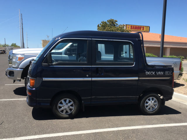 1974 Daihatsu Deck Van Hijet Street Legal Japanese Mini