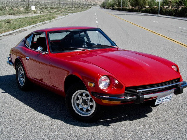 1974 datsun 260z rare southern california car with factory ac selling no reserve for sale. Black Bedroom Furniture Sets. Home Design Ideas
