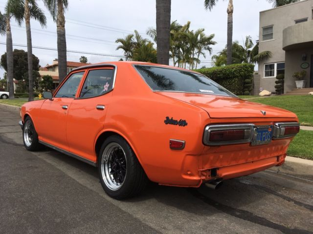 1974 Datsun 610 180b 4 Door Sedan For Sale Datsun 610