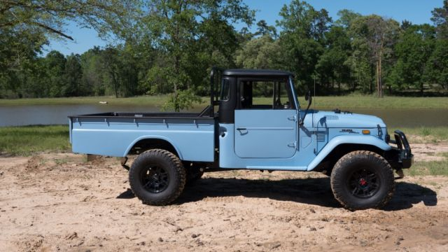 1974 fj45 landcruiser pickup like fj40 bj40 hj45