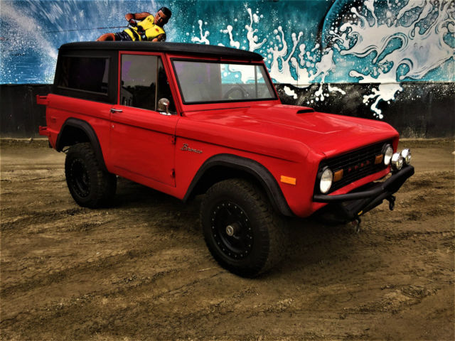 1974 ford bronco 1966 1967 19681969 1970 1971 1972 1973 1974 1976 1977 for sale ford bronco. Black Bedroom Furniture Sets. Home Design Ideas