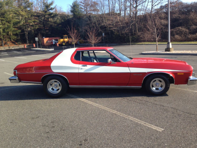 1974 ford gran torino starsky and hutch 1976 for sale ford torino 1974 for sale in harrison. Black Bedroom Furniture Sets. Home Design Ideas